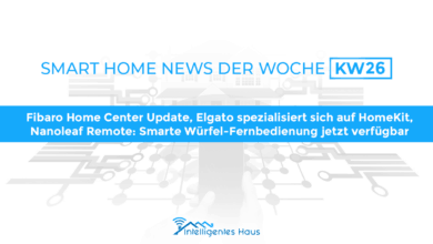 Smart Home News KW 26
