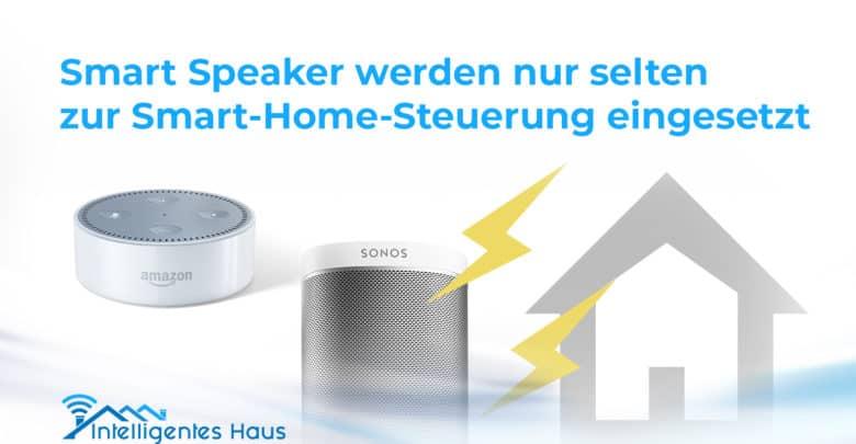 Umfrage zur Smart Speaker Nutzung