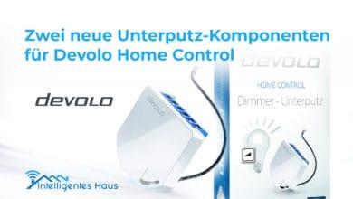Devolo Home Control Unterputzschalter