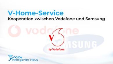 Vodafone und Samsung