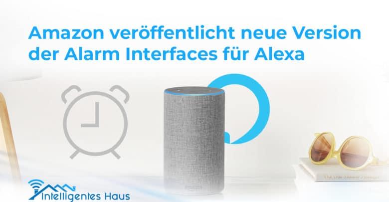 Alerts Interface Alexa