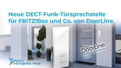 DoorLine DECT Türsprechstelle