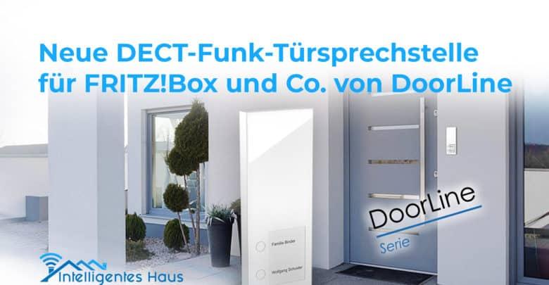 DoorLine DECT Türsprechstelle