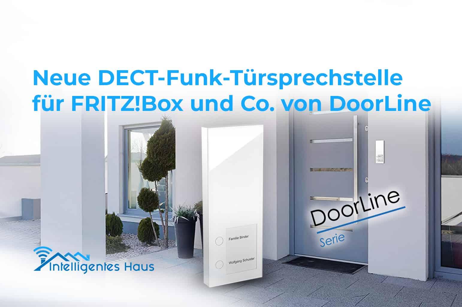 doorline slim dect neue t rsprechstelle von teleg rtner erh ltlich. Black Bedroom Furniture Sets. Home Design Ideas