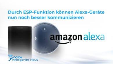 ESP Funktion für Alexa-Geräte