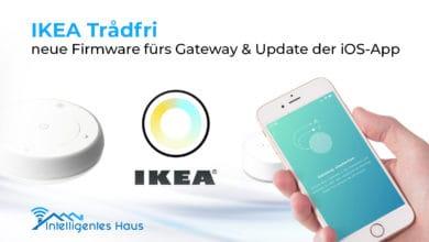 IKEA Update App und neue Firmware