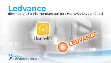 neue HomeKit Lampen