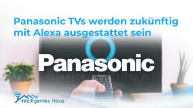 Alexa und Panasonic