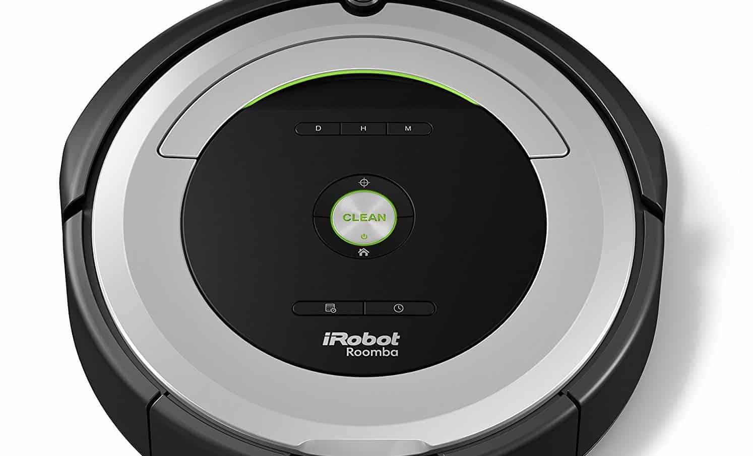 saugroboter roomba 680 von irobot um 18 reduziert. Black Bedroom Furniture Sets. Home Design Ideas