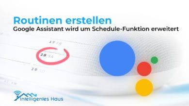Schedule Funktion