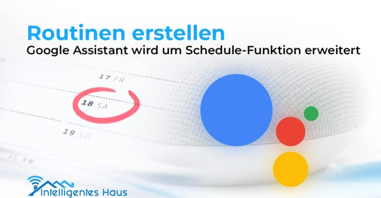 Schedule Funktion