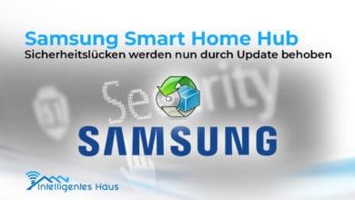 Samsung Smart Home Hub Update