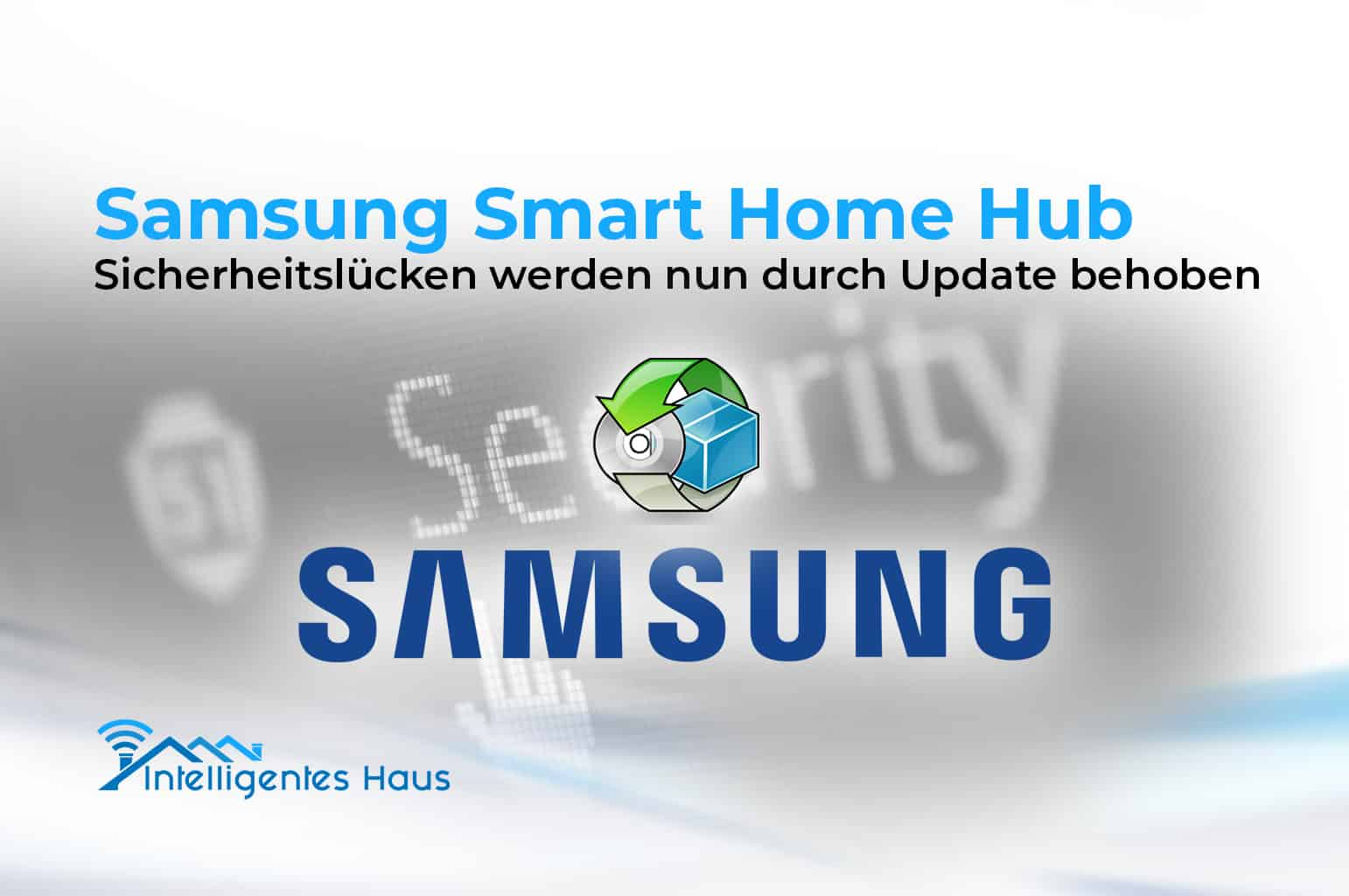 nach sicherheitsl cken samsung stellt update f r smart. Black Bedroom Furniture Sets. Home Design Ideas
