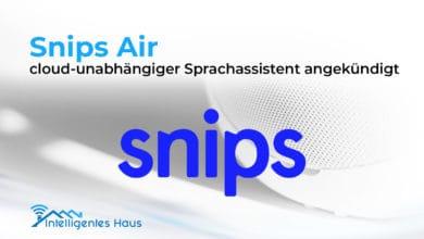 neuer Sprachassistent von Snips
