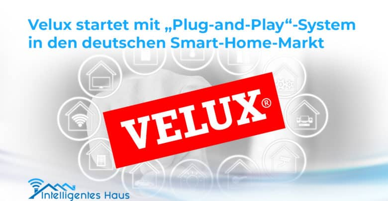 velux und netatmo stellen intelligente anlage f r dachfenster vor. Black Bedroom Furniture Sets. Home Design Ideas