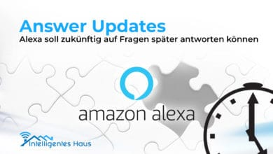 Alexa Answer Updates Funktion