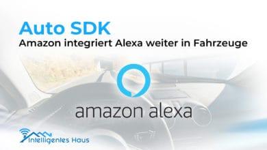 Alexa im Auto