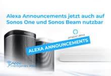 Alexa Announcement Funktion
