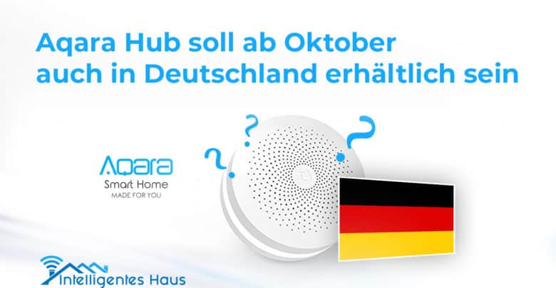 Aqara Hub Amazon Deutschland