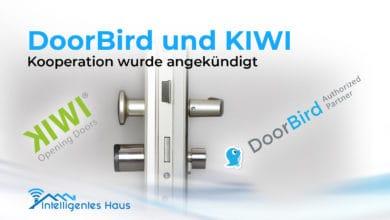 DoorBird und KIWI