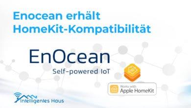HomeKit mit EnOcean kompatibel