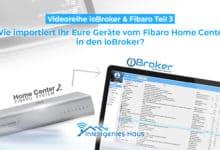 Geräte von HC in ioBroker importieren