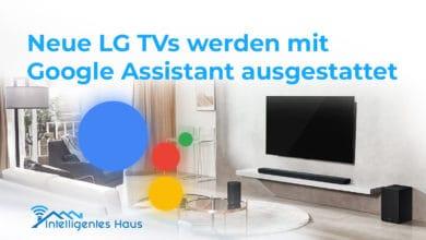 LG TV mit Sprachassistent