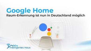 Raum-Erkennung Google Assistant