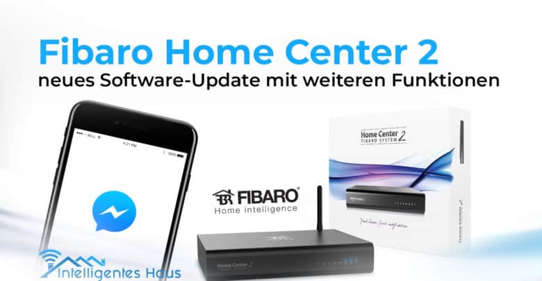 Update für Home Center