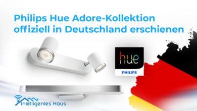 Philips Hue Adore Leuchten