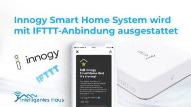IFTTT für Innogy Smart Home System