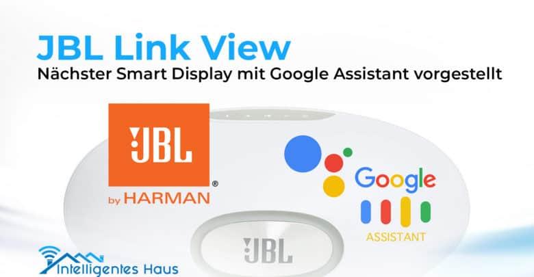 Smart Display JBL