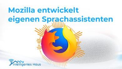 Mozilla entwickelt Sprachassistent