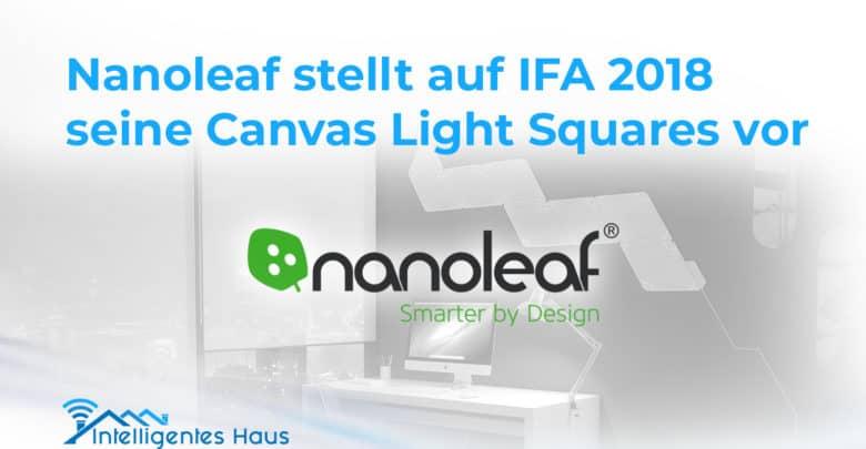 Nanoleaf Canvas Light Squares