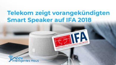 Photo of Telekom zeigt vorangekündigten Magenta Smart Speaker auf IFA 2018