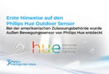 Philips Hue Bewegungssensor