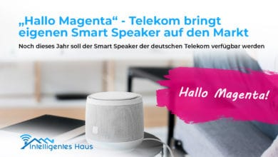 "Photo of ""Hallo Magenta"" – Telekom bringt eigenen Smart Speaker auf den Markt"