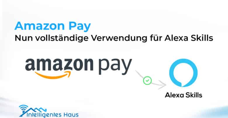 Amazon Pay für Alexa Skills