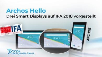 Smart Displays Hello-Reihe