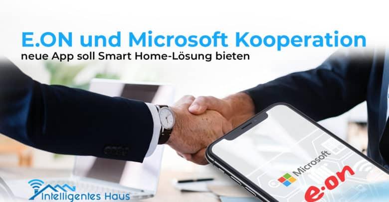 Kooperation E.ON und Microsoft