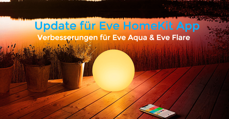 Eve HomeKit App