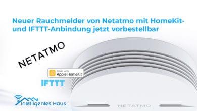 neuer Rauchmelder von Netatmo