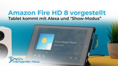 Fire Tablet mit Alexa und Show Modus