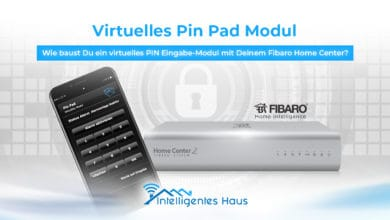 virtuelles Pin Pad Modul mit Home Center erstellen