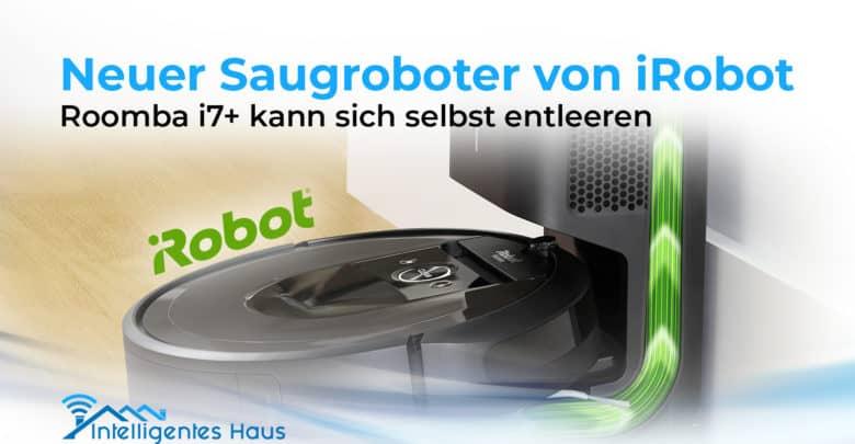 neues Saugroboter Modell