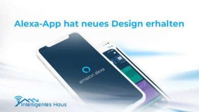 Neuerung Alexa-App