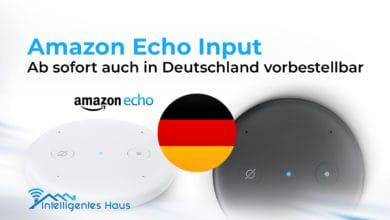 Amazon Echo Input vorbestellbar