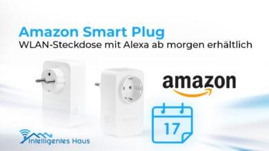 Smarte Alexa Steckdose