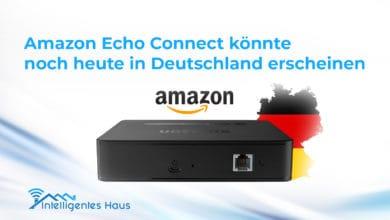 Amazon Echo Connect Gerüchte