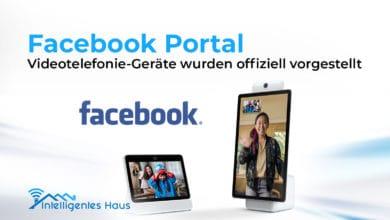 Facebook Smart Speaker